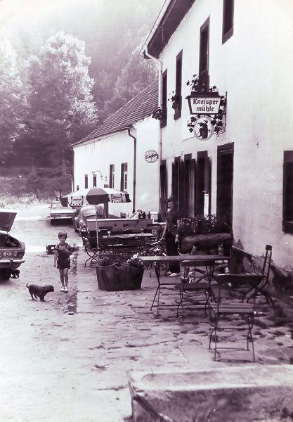 Kneispermühle vorher